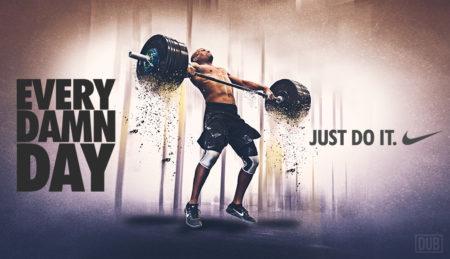 Nike Ad Photoshop Tutorial