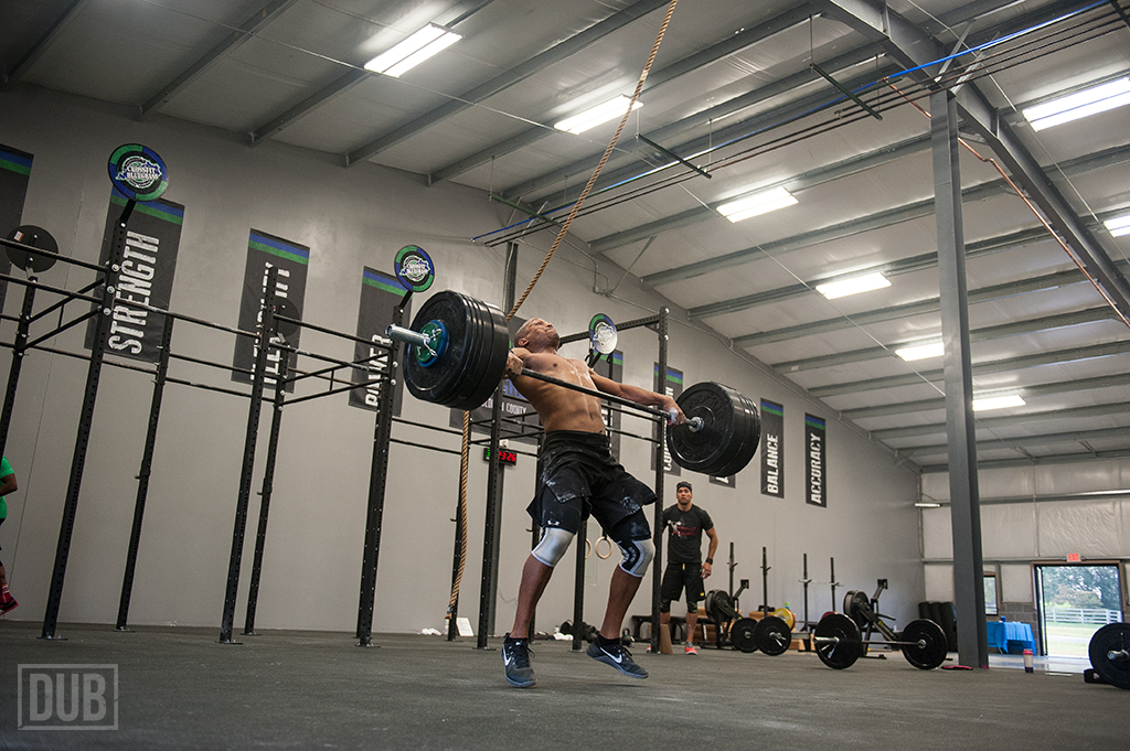CrossFit Weightlifting Photography